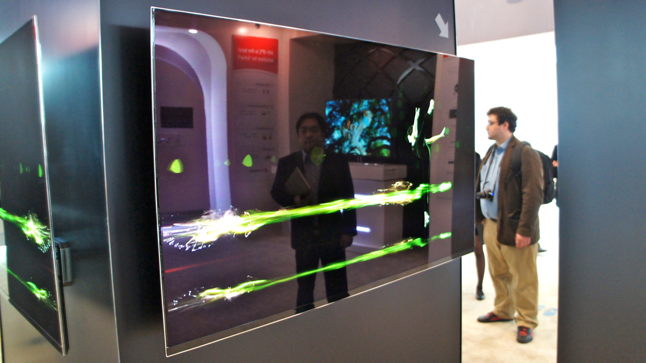 Lg S 55 Inch Oled Tv Priced At 8000 Launching In May