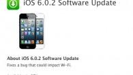 Apple iOS 6.0.2 Software Update