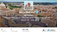 Pope Benedict XVI Twitter Account