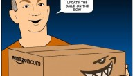 Time To Update The Smile On The Box! (Comic)