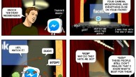 A New Facebook Messenger! (Comic)