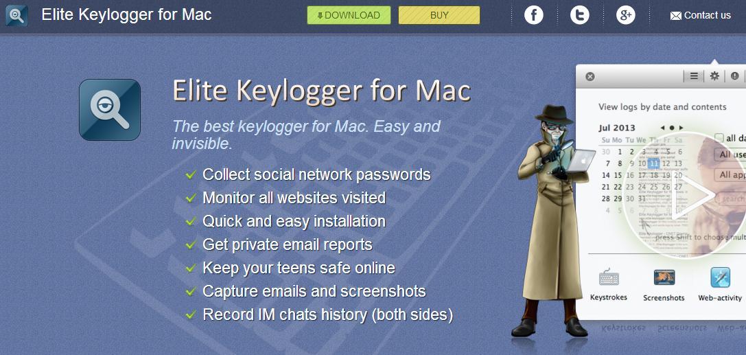 Meet Keylogger For Mac, The Best Keystroke Recorder For ...